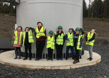 Brenig Windfarm Visits