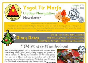 Autumn Term Newsletter